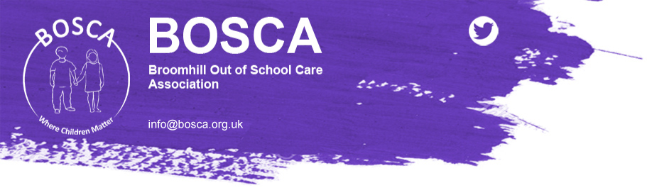 BOSCA, Broomhill Out of School Care Assocation, Glasgow